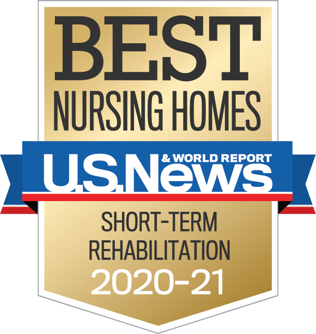 U.S. News & World Report Best Nursing Homes Short-Stay Rehabilitation