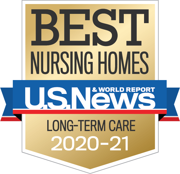 Cedar Crest is one of the nation's best nursing homes according to U.S. News & World Report