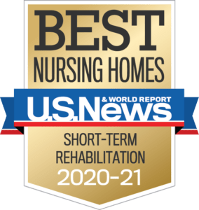 Seabrook is one of the nation's best short-term rehabilitation facilities according to U.S. News & World Report